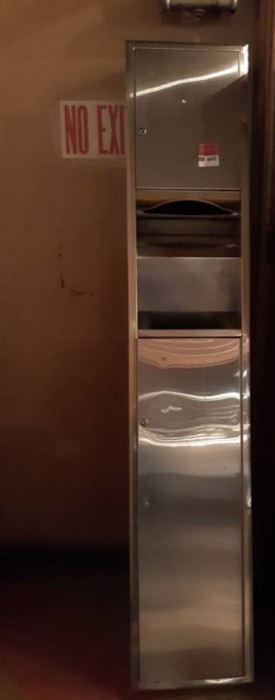 Paper Towel Trash Can Insert
