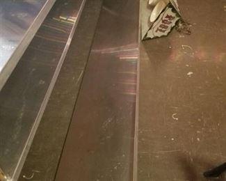 10ft Stainless Shelf