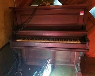 Cornish Company Gutted Organ