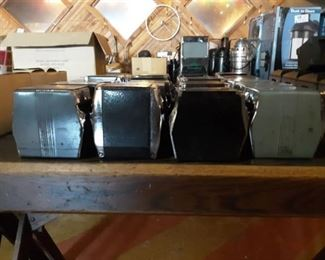 (25) Assorted Front Loading Napkin Dispensers