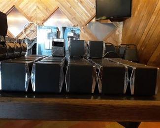 (33) Traex Front Load Napkin Dispensers