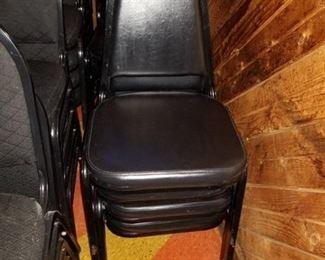 4 Restaurant Chairs