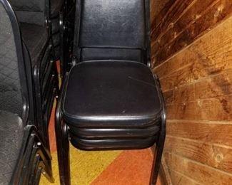 6 Restaurant Chairs