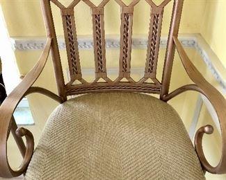 Bar Chair detail