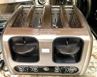 GE 4-Slice (Bagel) Toaster