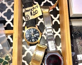 Watches, including Invicta