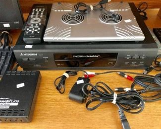 Mitsubishi Precision Turbo Drive  VHS