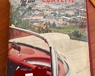 The Real Corvette - An Illustrated History of Chevrolet's Sports Car