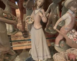 Huge LLadro collection!