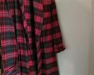 Vintage Hudson's robe