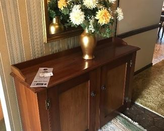 Extremely well made piece of furniture.