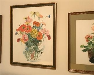Whimsical and cheerful prints. McConkling, and Arthur Cady