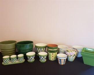 Ceramic Pots https://ctbids.com/#!/description/share/208373