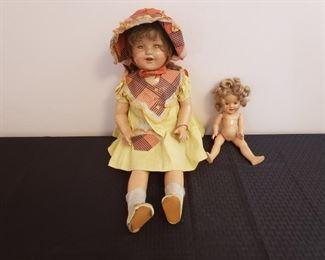 Vintage Shirley Temple Dolls https://ctbids.com/#!/description/share/210844