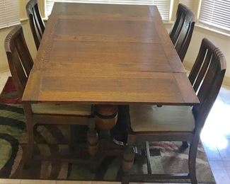 With table extended