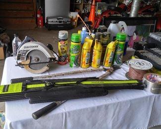 Gragae supplies, tools, more not seen