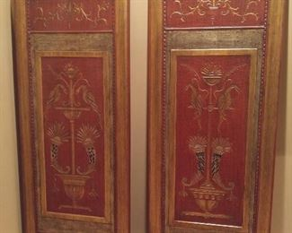 Two exotic panels