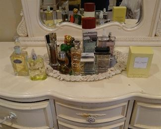 Collection perfumes