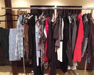 More ladies clothes