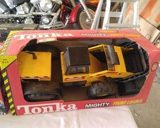 Tonka in orig  box