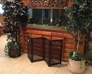 Dog guard or large fireplace screen
