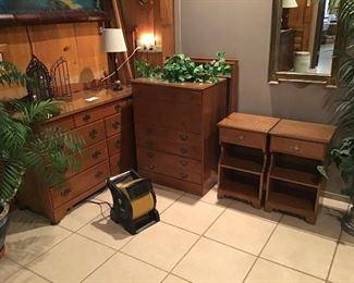 Ethan Allen bedroom suite