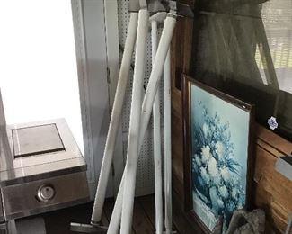 Full size van ladder racks