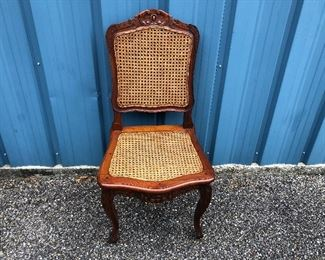 Cane Seat and Back