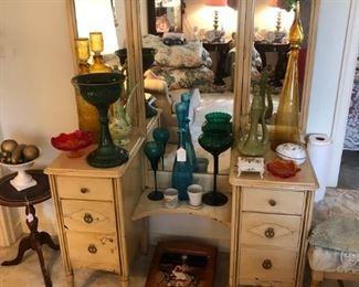 Antique Vanity