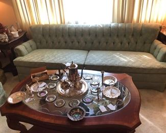 Vintage Couch Coffee Table