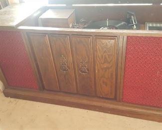 Sumphonic stereo console