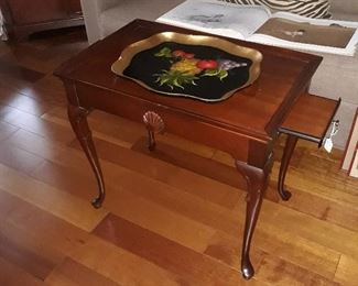 Classic tea table