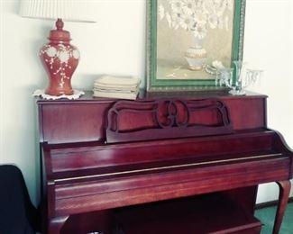 3 yr old Yamaha Piano