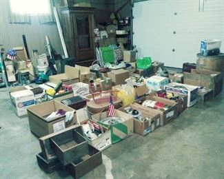 garage - full