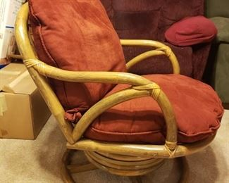 Rattan Casual Chair