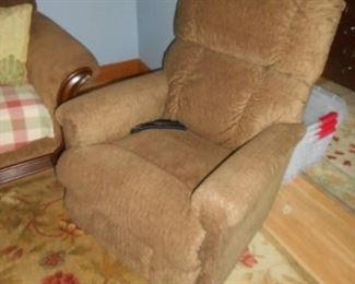 LazyBoy , electric powered,  recliner. On very good condition.