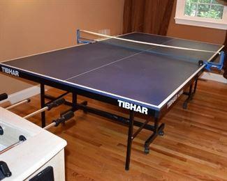 Tibhar ping pong table