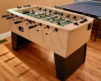 Prime Tech foosball table