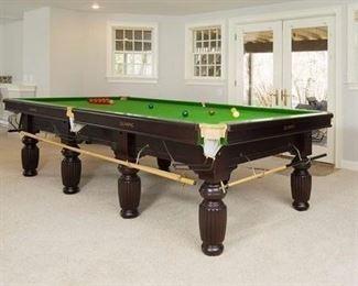 CentrumBilliard Olympic snooker table