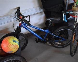 Haro kid's bicycle