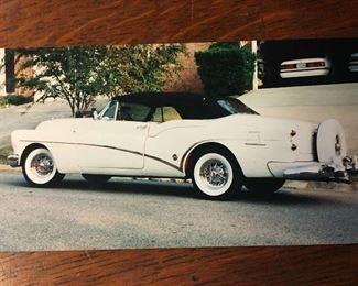 1953 Buick Skylark 50th Anniversary Convertible Mileage 95,000