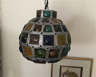 Neat Moroccan lamp