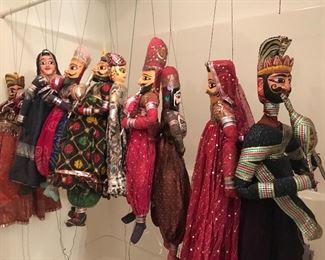 Marionette's