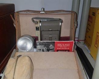 Kodak land camera