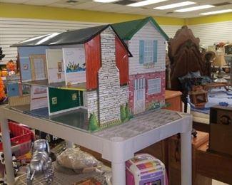 Marx doll house
