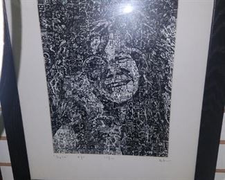 Janis Joplin print