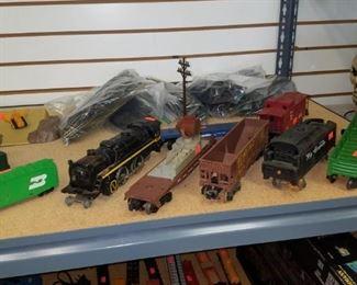 O27 Lionel trains