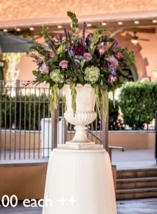 staging urns