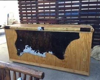 Cowhide Bar