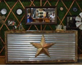 Metal Star Bar